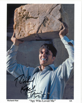 "Richard Kiel - ""The Spy Who Loved Me"", Genuine autograph 10x8, 10291"